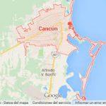 ¿Dónde queda Cancún?