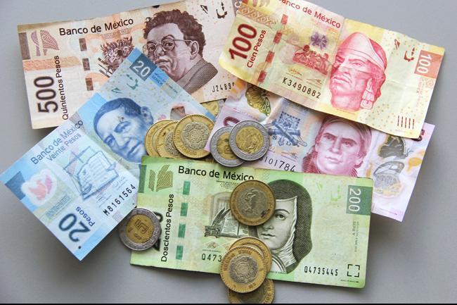 Monedas 5 10 20 Y 50 Centavos 1 2 Pesos