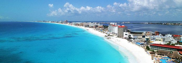 El Clima en Cancún, México